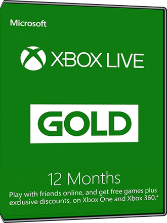 Xbox Live Gold - l'Abonnement de 12 mois [EU] Screenshot