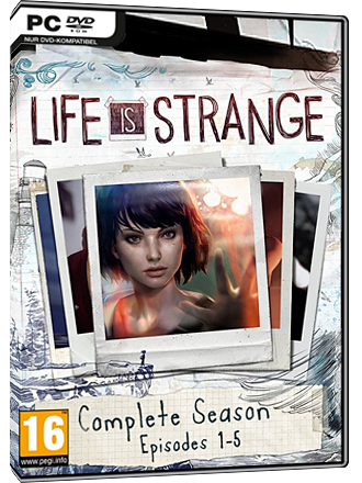Life is Strange - Complete Season (Episodes 1-5) Screenshot