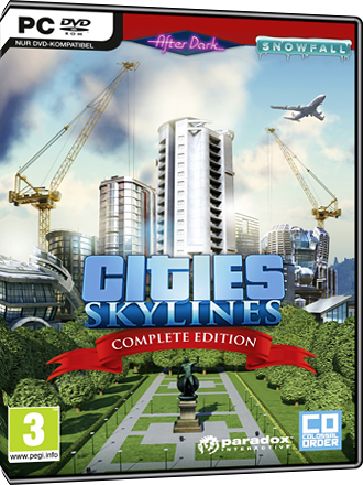 Cities Skylines - Complete Edition Screenshot