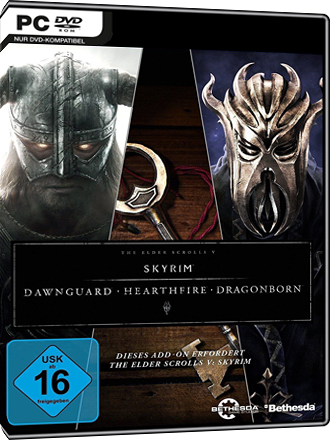 The Elder Scrolls V: Skyrim - Pack de 3 DLC Screenshot