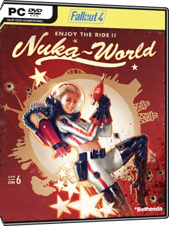 Fallout 4 - Nuka World DLC Screenshot