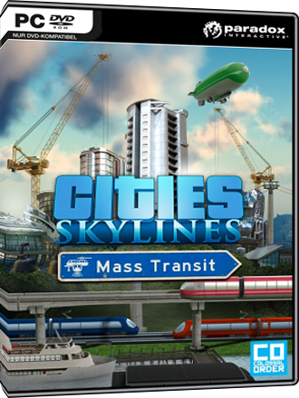 Cities Skylines - Mass Transit (DLC) Screenshot
