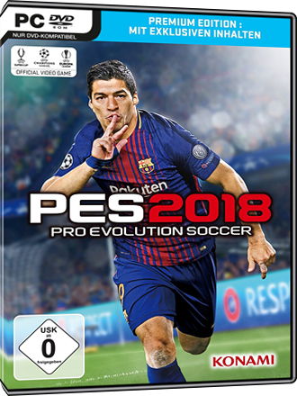 Pro Evolution Soccer 2018 - Premium Edition Screenshot