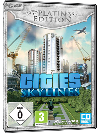 Cities Skylines - Edition Deluxe Screenshot