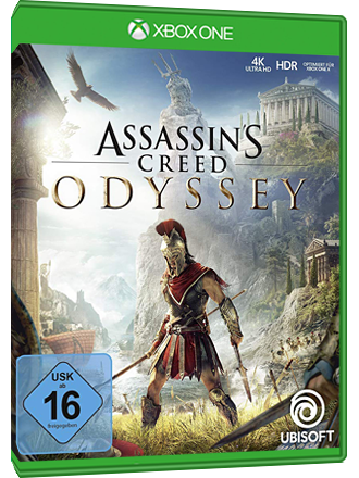 Assassin's Creed Odyssey - Xbox One Download Code Screenshot