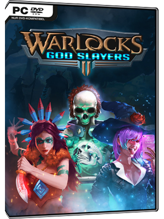 Warlocks 2 - God Slayers Screenshot