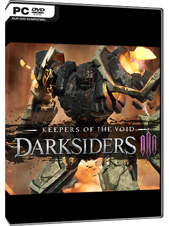 Darksiders 3 - Keepers of the Void (DLC) Screenshot
