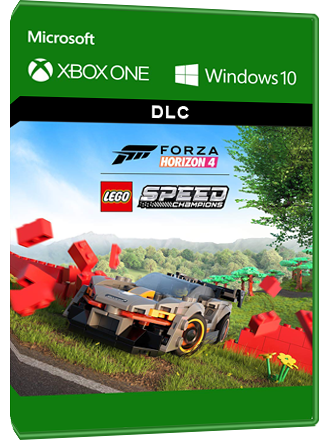 Forza Horizon 4 - LEGO Speed Champions DLC (Xbox One / Windows 10) Screenshot