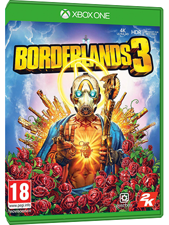 Borderlands 3 - Xbox One Download Code Screenshot