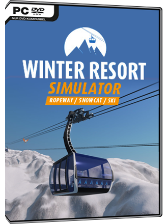 Winter Resort Simulator Screenshot