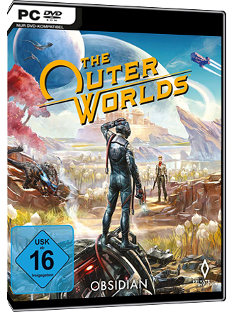 The Outer Worlds - Epic Games Store Key Screenshot
