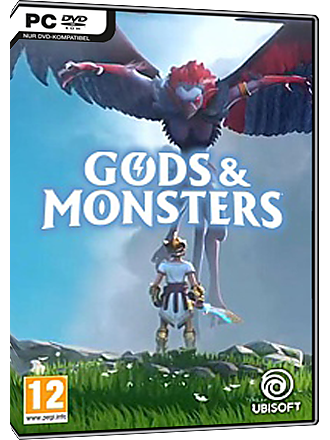 Gods & Monsters Screenshot
