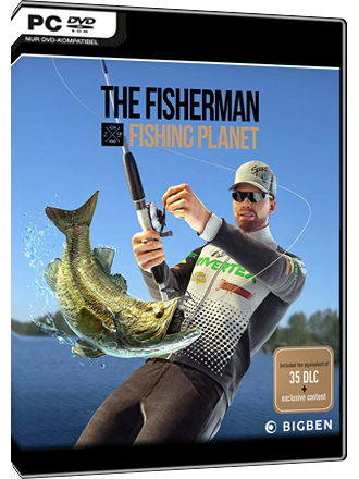 The Fisherman - Fishing Planet Screenshot