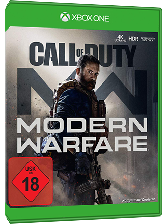 Call of Duty Modern Warfare [2019] - Xbox One Download Code Screenshot