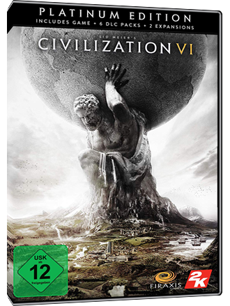 Civilization VI - Platinum Edition (clé UE) Screenshot