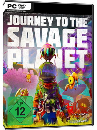 Journey to the Savage Planet - Epic Games Store Key Screenshot