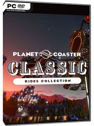 Planet Coaster - Classic Rides Collection (DLC) Screenshot