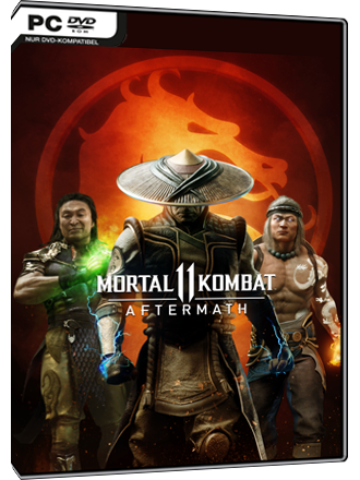 Mortal Kombat 11 - Aftermath (DLC) Screenshot