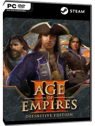 Age of Empires III - Definitive Edition (Steam Key) Screenshot