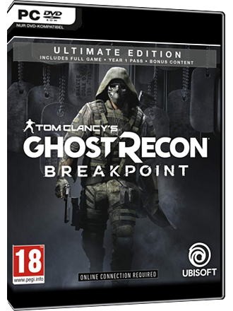 Ghost Recon Breakpoint - Ultimate Edition Screenshot