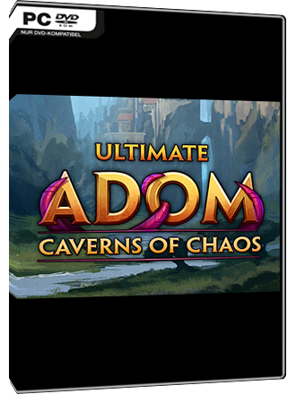 Ultimate ADOM - Caverns of Chaos Screenshot