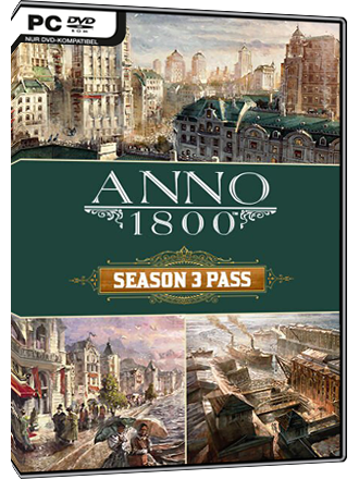 Anno 1800 - Season 3 Pass Screenshot