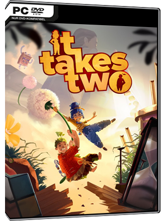 It Takes Two [EN Key] Screenshot