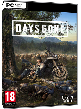 Days Gone [Version PC] Screenshot