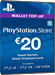 Carte Playstation Network 20 euros [FR]