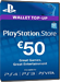 Carte Playstation Network 50 euros [FR]