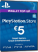 Carte Playstation Network 5 euros [FR]