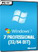 Windows 7 Professional (32/64 bits)