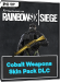 Rainbow Six Siege - Cobalt Weapons Skin Pack (DLC)