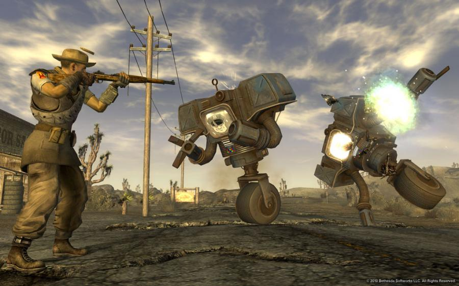 Fallout New Vegas (intégrale) Screenshot 4