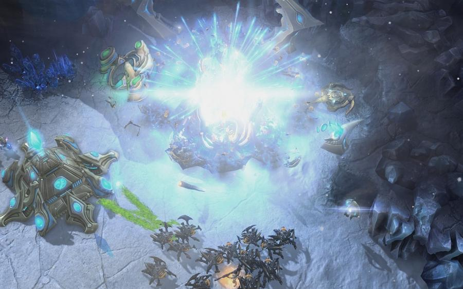 Starcraft 2 : Heart of the Swarm (UE) Screenshot 6