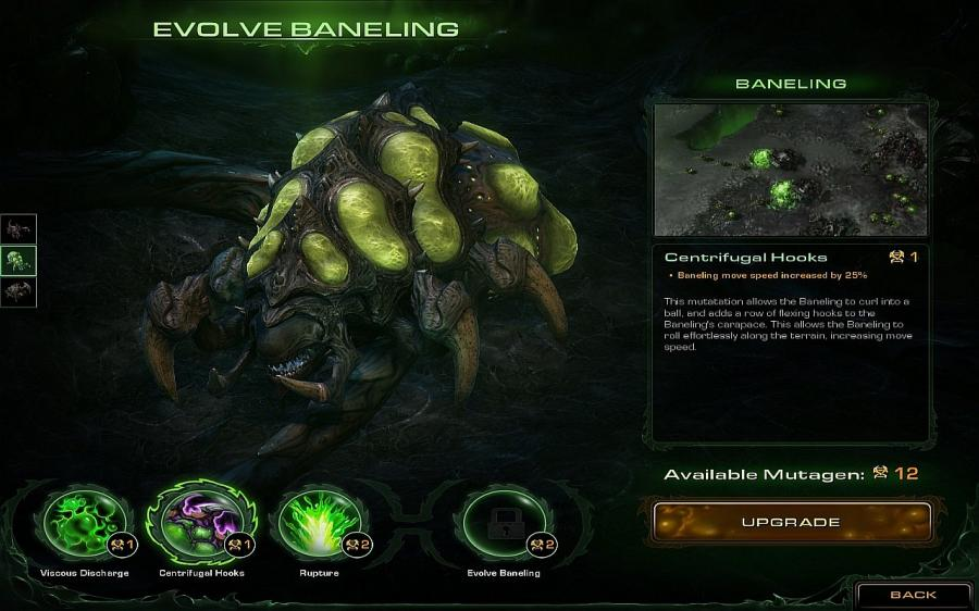 Starcraft 2 : Heart of the Swarm (UE) Screenshot 9