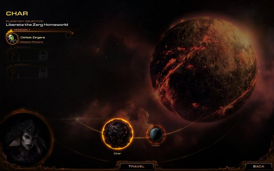 Starcraft 2 : Heart of the Swarm (UE) Screenshot 11