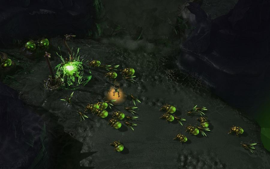Starcraft 2 : Heart of the Swarm (UE) Screenshot 5