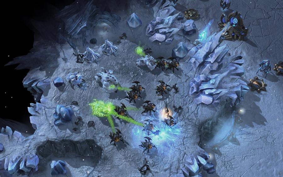 Starcraft 2 : Heart of the Swarm (UE) Screenshot 3