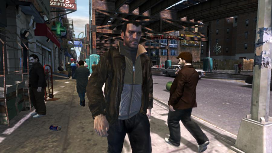 Grand Theft Auto IV - Edition Intégrale (GTA 4) Screenshot 7