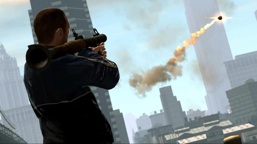 Grand Theft Auto IV - Edition Intégrale (GTA 4) Screenshot 2
