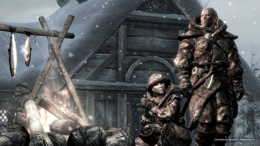 The Elder Scrolls V : Skyrim - Dragonborn Screenshot 5