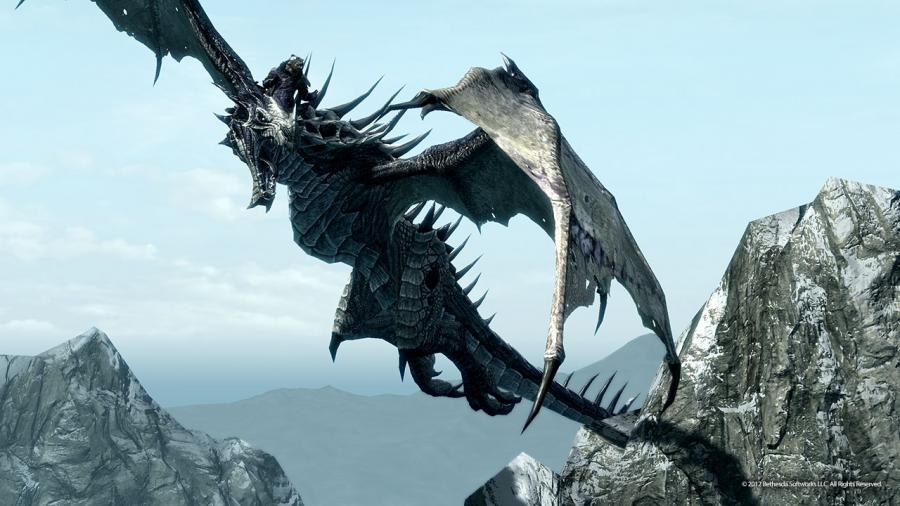 The Elder Scrolls V : Skyrim - Dragonborn Screenshot 6