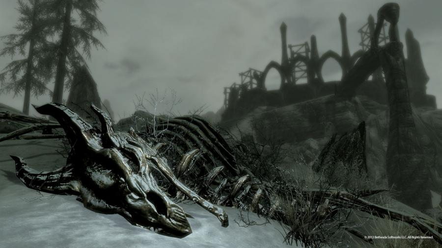 The Elder Scrolls V : Skyrim - Dragonborn Screenshot 7