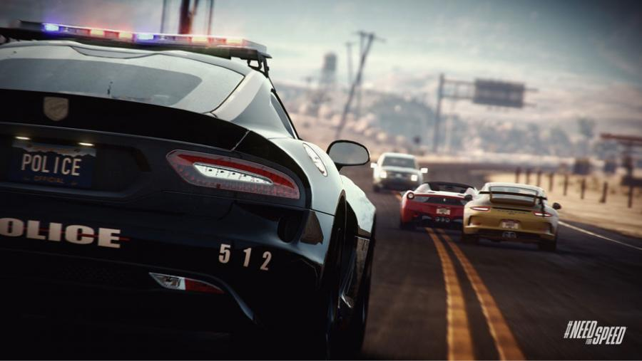 Need for Speed Rivals Screenshot 2