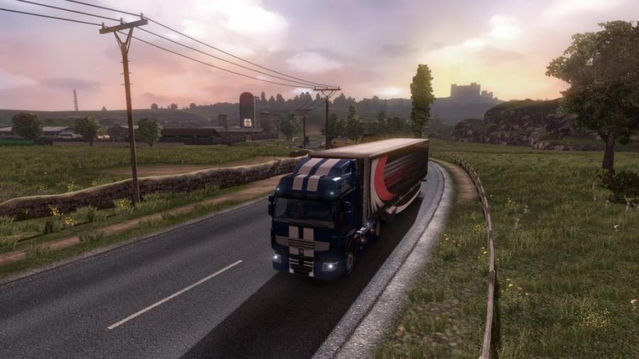 Euro Truck Simulator 2 - Gold Edition Screenshot 2