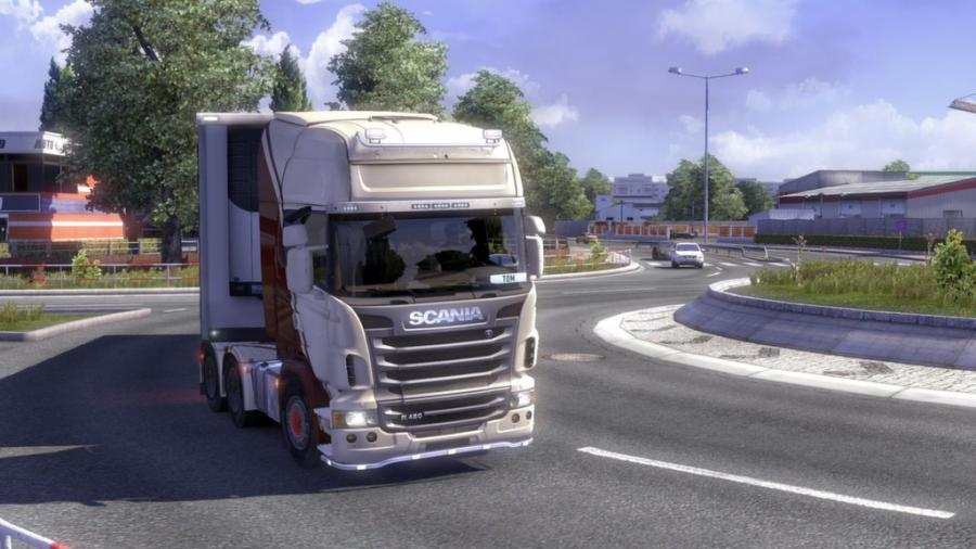 Euro Truck Simulator 2 - Gold Edition Screenshot 9
