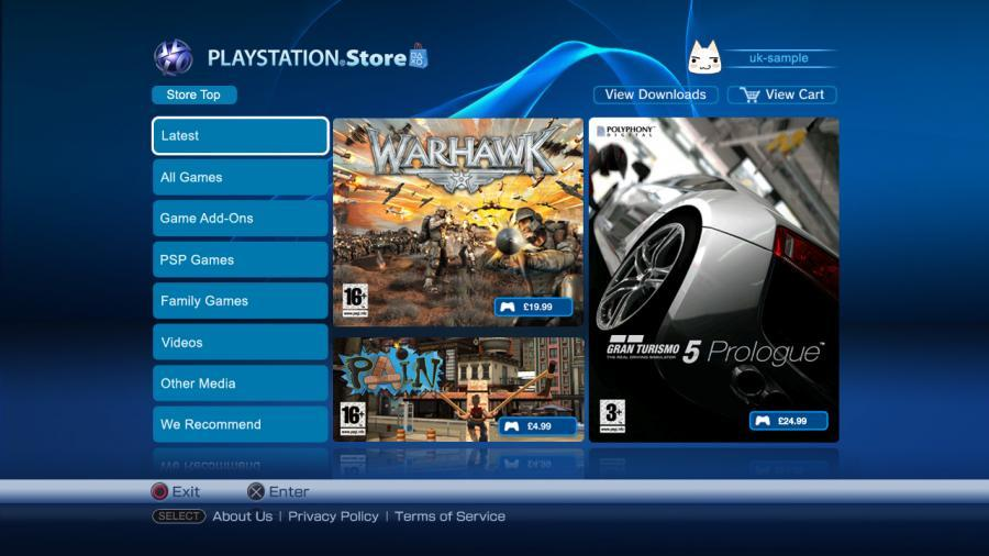 Carte Playstation Network 20 euros [FR] Screenshot 2