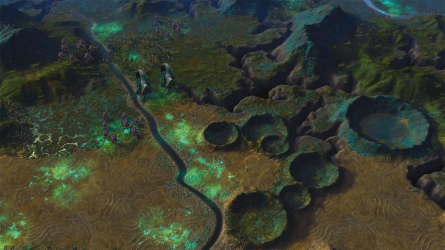 Civilization - Beyond Earth Screenshot 3