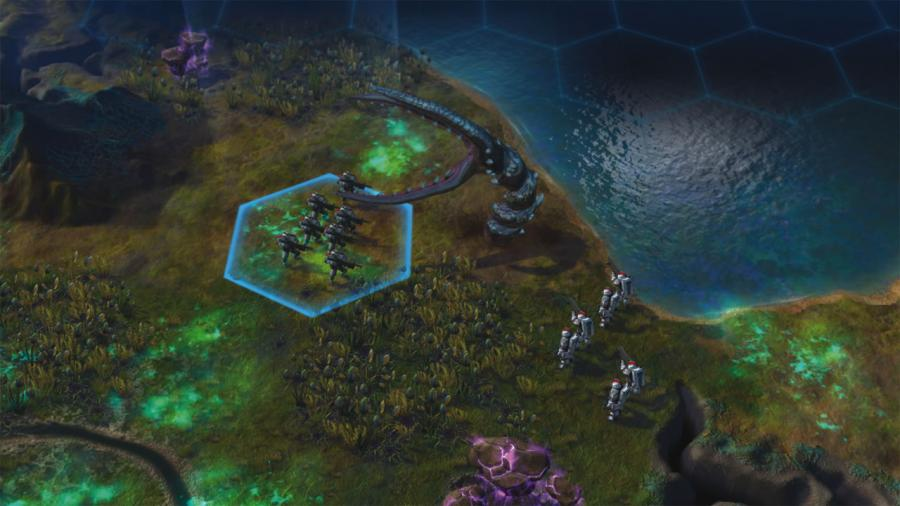 Civilization - Beyond Earth Screenshot 4